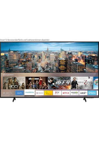 Samsung QLED-Fernseher »GQ55Q60AAU«, 138 cm/55 Zoll, 4K Ultra HD, Smart-TV kaufen