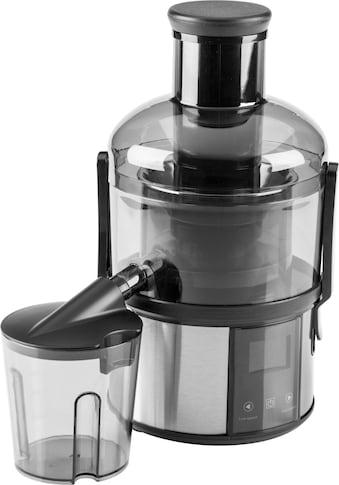 Gastroback Entsafter »Easy Juicer Fun 40125«, 800 W, 5 Geschwindigkeitsstufen, XXL Einfüllschacht 85 mm kaufen