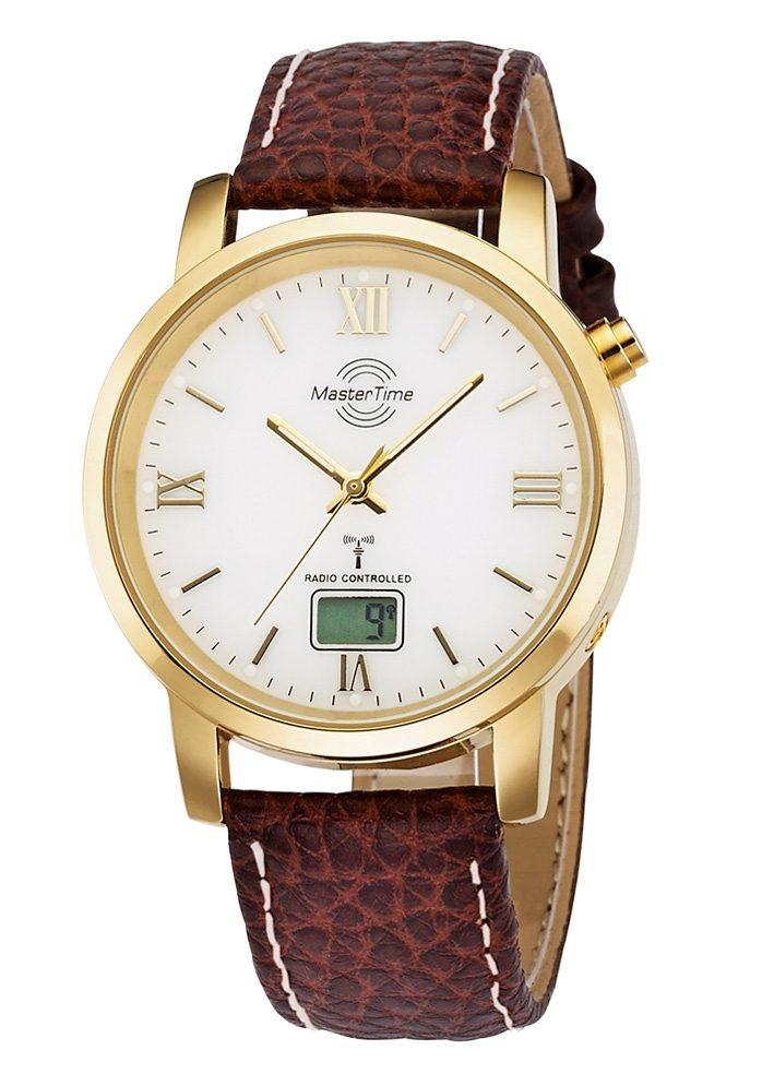 MASTER TIME Funkuhr »MTGA-10298-13L« | Uhren > Funkuhren | MASTER TIME