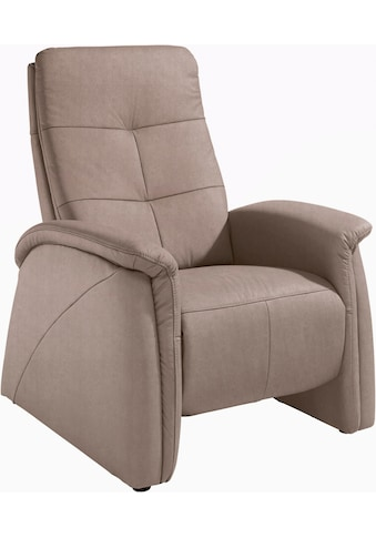 exxpo - sofa fashion Sessel, mit Relaxfunktion und 2 Armlehnen kaufen
