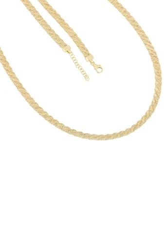 Firetti Goldkette »Fantasiekettengliederung, 6,3 mm breit, in glänzender und gewellter Optik« kaufen
