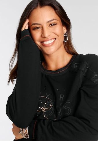 Sportalm Kitzbühel Sweatshirt, mit Print kaufen
