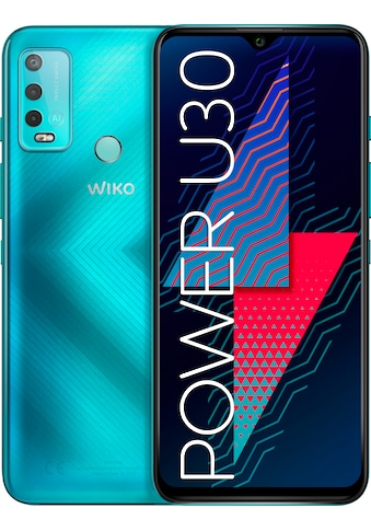 "WIKO Smartphone »Power U30«, (17,32 cm/6,82 "", 64 GB Speicherplatz, 13 MP Kamera),... kaufen"