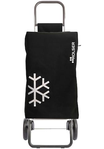 Rolser Einkaufstrolley »RG Igloo Thermo«, in verschiedenen Farben, Max. Tragkraft: 50 kg, Tasche abnehmbar kaufen