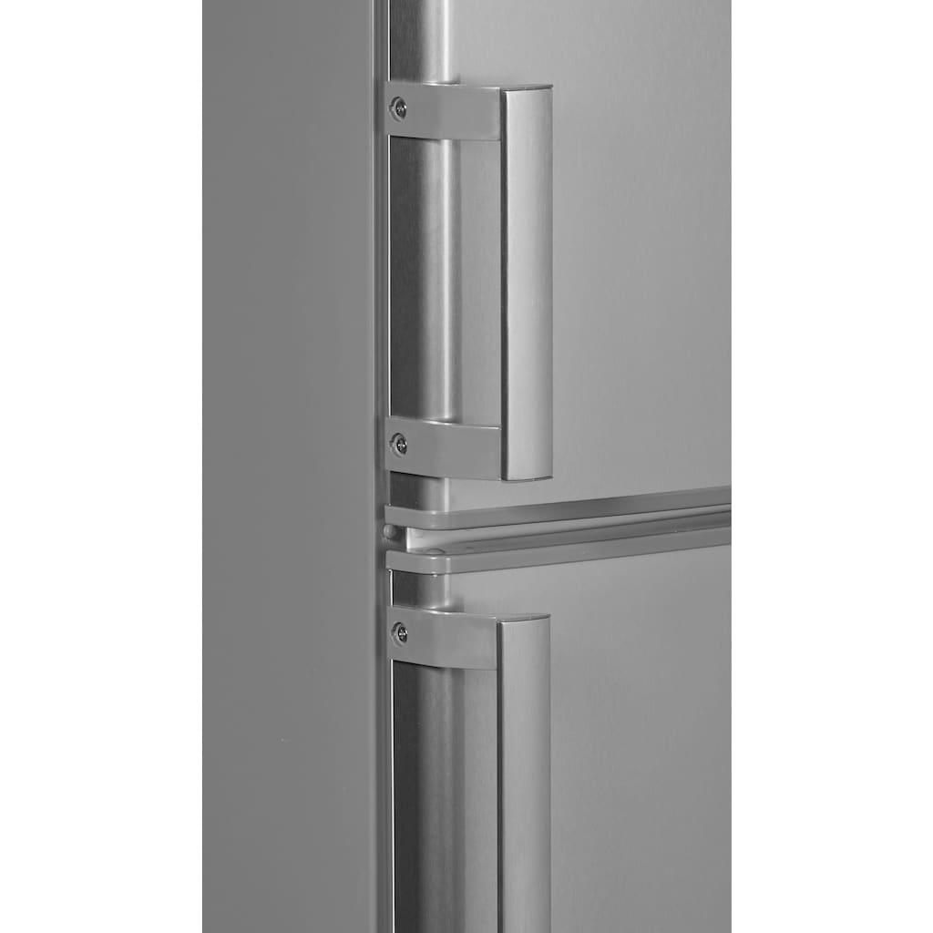 Amica Kühl-/Gefrierkombination, KGC15446E, 144 cm hoch, 54,6 cm breit