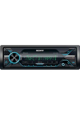 Sony »DSXA416BTEUR« Autoradio (FM - Tuner, 55 Watt) kaufen