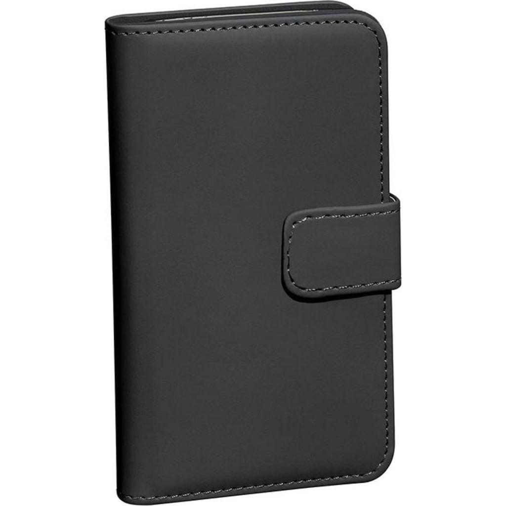 PEDEA Smartphonetasche »Book Cover Classic für Xiaomi Mi 10«, Standfunktion