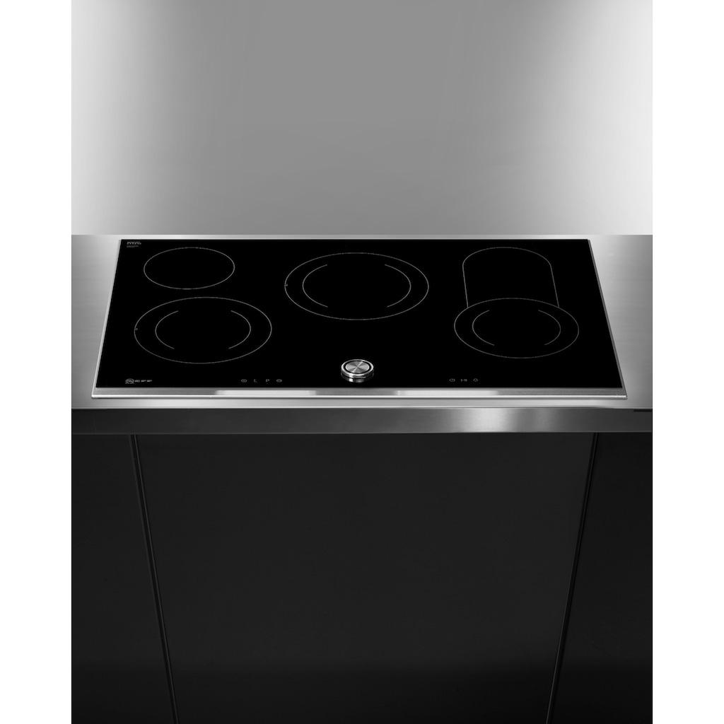 NEFF Elektro-Kochfeld von SCHOTT CERAN® »T18TT16N0«, T18TT16N0, mit TwistPad® Bedienung