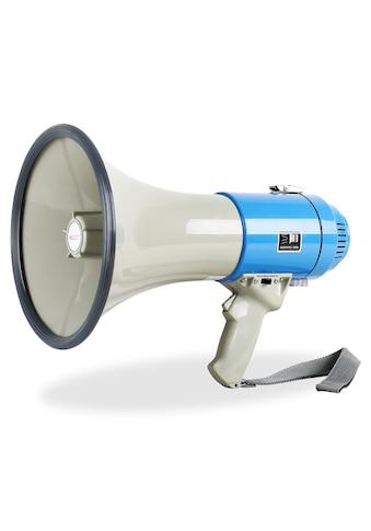Auna Megafon Megaphon 60W 1000 Meter Sirene kaufen