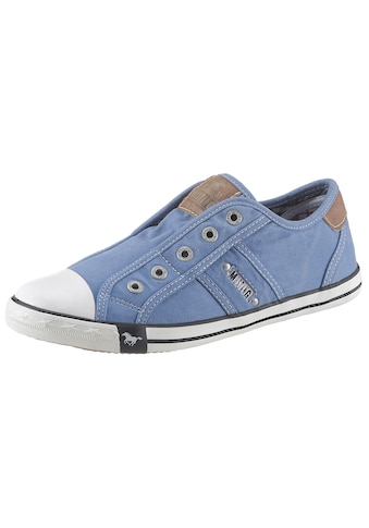 Mustang Shoes Slip-On Sneaker, in sommerlicher Farbpalette kaufen