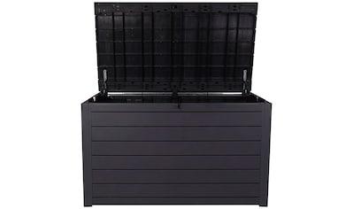 ONDIS24 Gartenbox »Ontario«, Auflagenbox für Loungemöbel, 870 Liter, UV-beständig kaufen