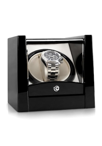 Klarstein Uhrenbeweger 1 Uhr schwarz Pianolack »Cannes B« kaufen