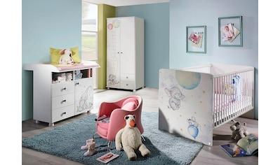 rauch ORANGE Babyzimmer-Komplettset »Vancouver«, (Set, 3 St.), Bett + Wickelkommode +... kaufen
