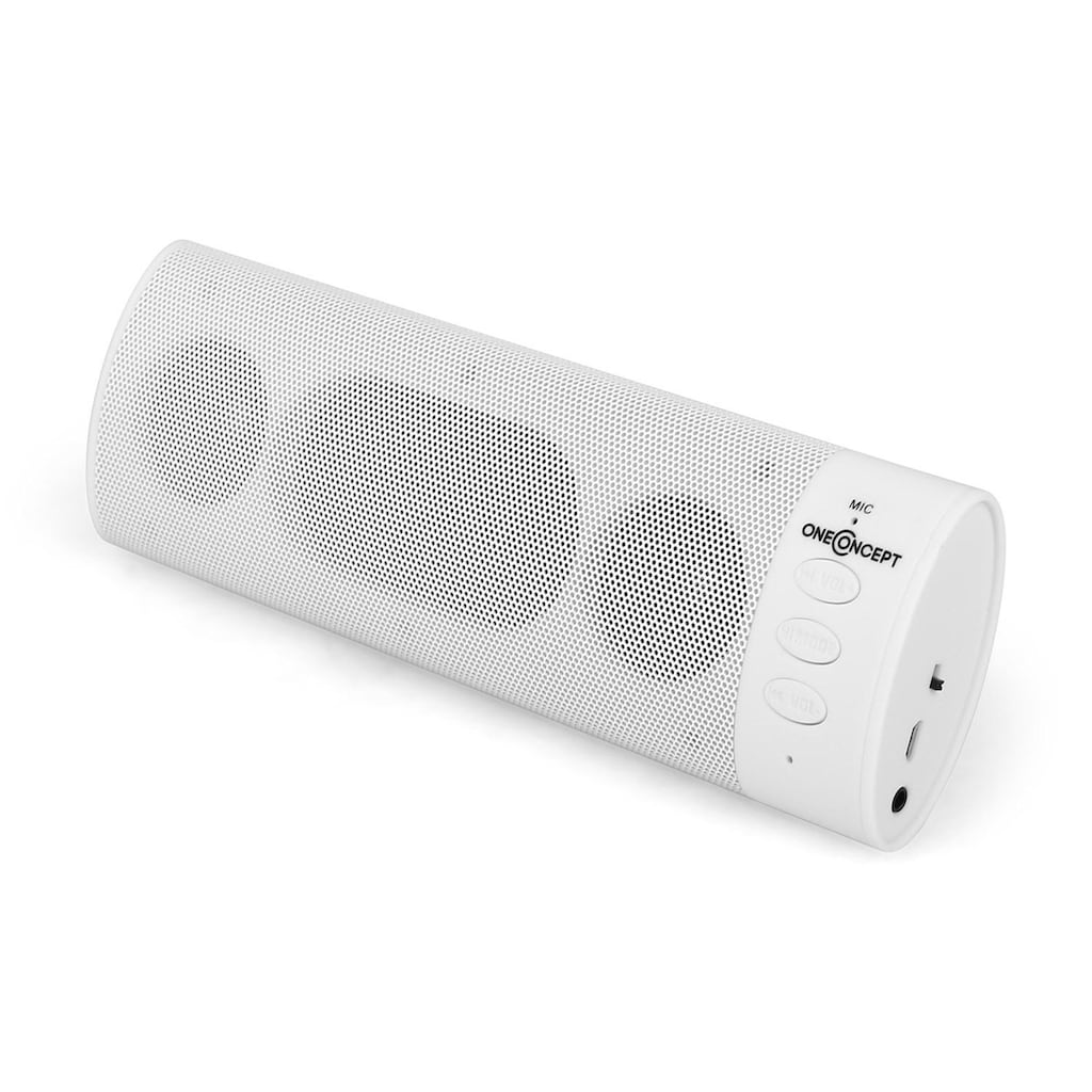 ONECONCEPT JamBar BT120 2.1 Bluetooth-Lautsprecher AUX Akku »JAMBAR 120 BT«