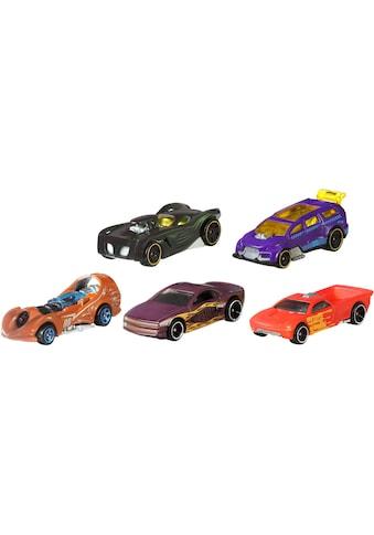 "Hot Wheels Spielzeug - Auto ""5er Pack Hot Wheels Color Shifters"" (Set, 5 - tlg.) kaufen"