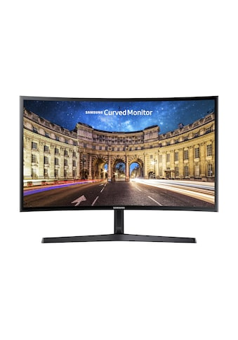 "Samsung  Monitor C24F396FHU LED »59,8 cm (23,5"") Curved Monitor, 4 ms« kaufen"