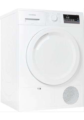 SIEMENS Kondenstrockner »WT43N202«, iQ300 kaufen