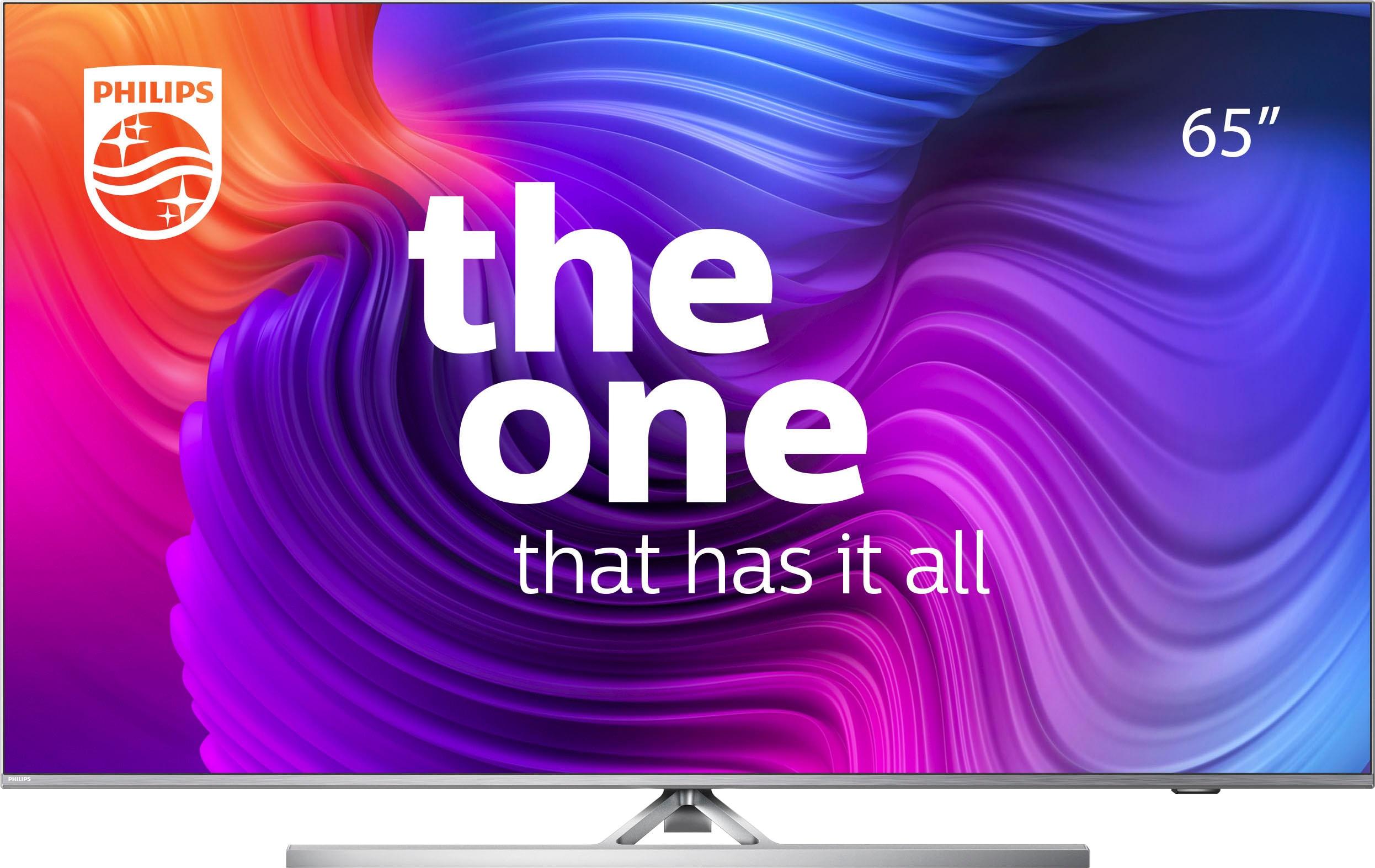 Philips LED-Fernseher 65PUS8506 12 , 164 cm 65 , 4K Ultra HD, Smart-TV