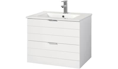 WELLTIME Waschtisch »Luzern«, Waschplatz, 60 cm breit, Bad - Set 2 - tlg. kaufen