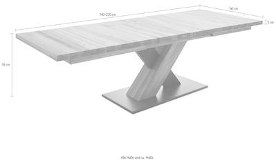 MCA furniture Esstisch »Mendoza A« kaufen