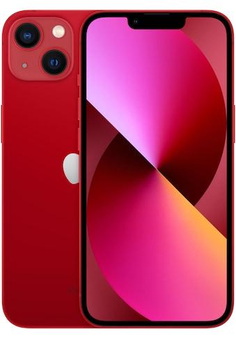 """Apple Smartphone »iPhone 13«, (15,4 cm/6,1 """", 512 GB Speicherplatz, 12 MP Kamera) kaufen"""