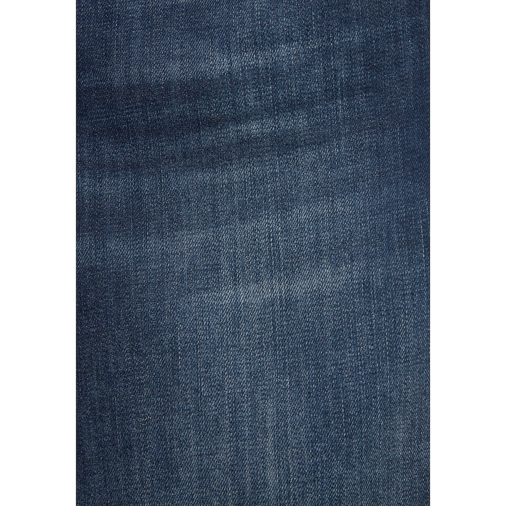 Mavi Skinny-fit-Jeans »ADRIANA«, mit coolen Usedeffekten