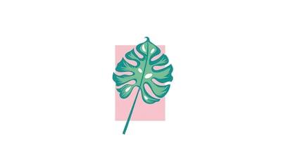 KOMAR XXL Poster »Minnie Mouse Leaf« kaufen