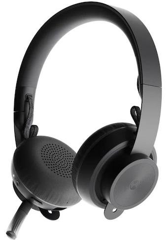 Logitech Headset »Zone Wireless«, Bluetooth, Noise-Reduction kaufen