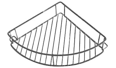 FACKELMANN Ablageregal »Dusch - Eckablage«, Wandmontage kaufen