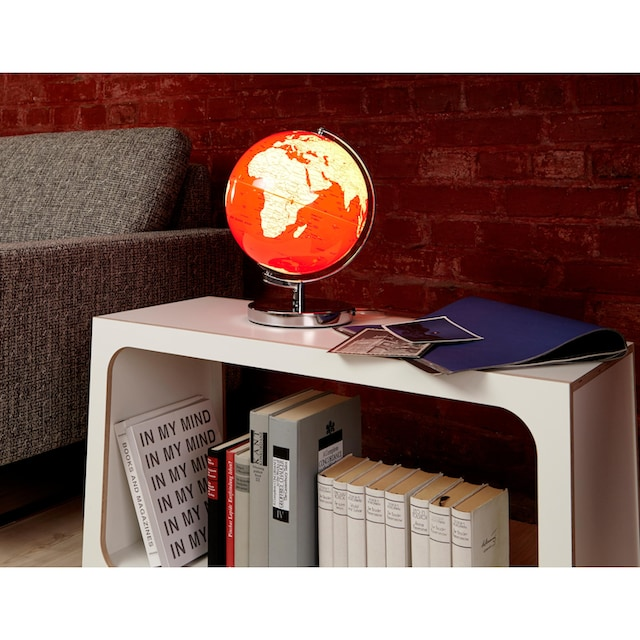 "emform® Globus ""Terra Red Light"""