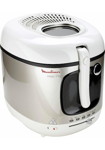 Moulinex Fritteuse Mega AM4800, 2100 Watt, Fassungsvermögen 3,3 Liter kaufen
