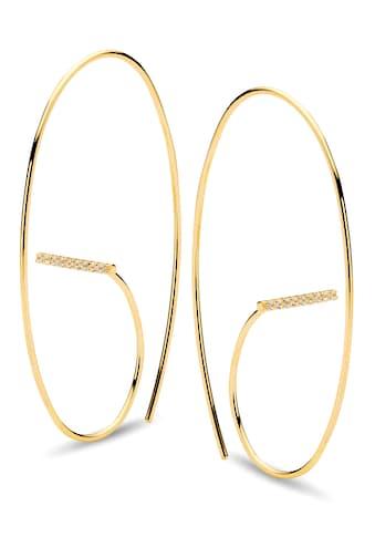 NANA KAY Paar Ohrhänger »ST1749, Curvey« kaufen