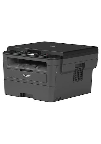 Brother »Kompaktes 3 - in - 1 S/W - Multifunktionsgerät« Laserdrucker kaufen