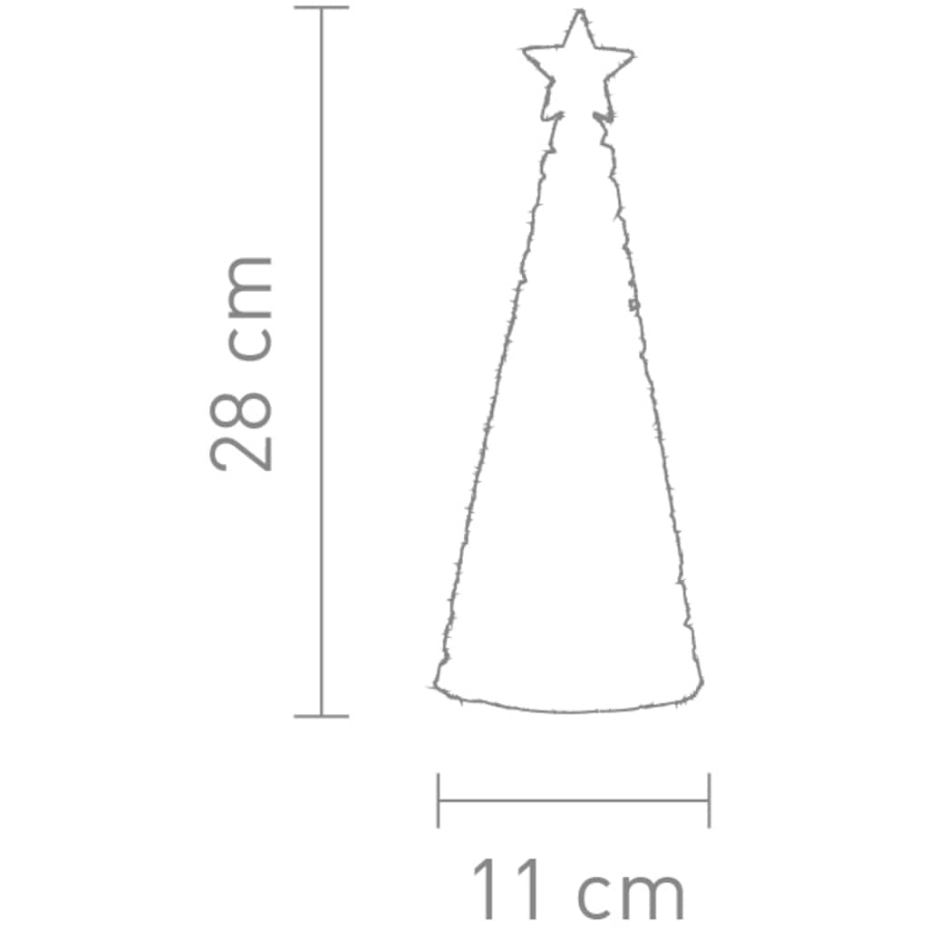 SOMPEX,LED Baum»Glamor«,