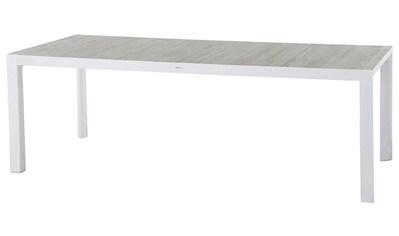 SIENA GARDEN Gartentisch »Carlos«, Aluminium, 220x100 cm kaufen