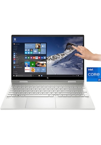 HP 15 - ed1279ng Convertible Notebook (39,6 cm / 15,6 Zoll, Intel,Core i7, 1000 GB SSD) kaufen