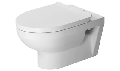 DURAVIT Wand - WC »DuraStyle Basic«, Abgang waagrecht kaufen