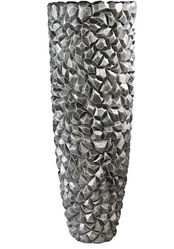 Casablanca by Gilde Pflanzkübel »Gravity, graphit«, (1 St.), dekorativer Blumentopf,... kaufen