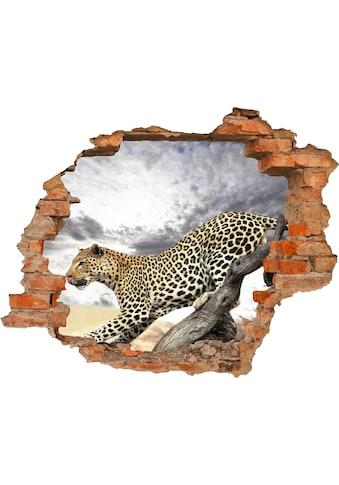 Conni Oberkircher´s Wandsticker »Panther« kaufen