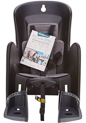 Prophete Fahrradkindersitz »Bilby Maxi CFS«, Klasse I (9-18 kg) kaufen
