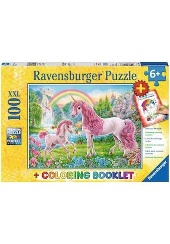 Ravensburger Puzzle »Magische Einhörner«, Made in Germany, FSC® - schützt Wald - weltweit kaufen