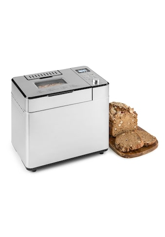 Klarstein Brotbackautomat 14 Programme LCD - Display »KG13 - Breadmaker« kaufen