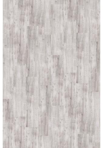 Infloor Teppichfliese »Velour Holzoptik Eiche hell-grau«, rechteckig, 6 mm Höhe, 14... kaufen