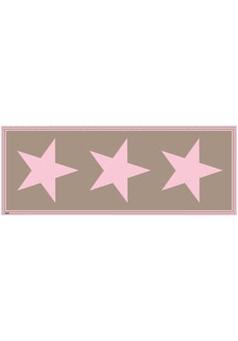 MYSPOTTI Packung: Vinylteppich »Buddy Stella Rose«, statisch haftend kaufen