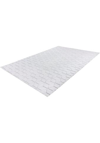 Teppich, »Conni«, andas, rechteckig, Höhe 20 mm, handgetuftet kaufen
