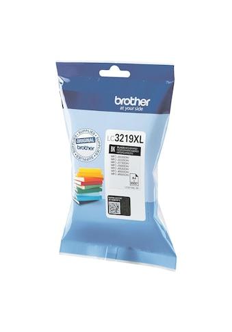Brother Tintenpatrone »LC - 3219XLBK« kaufen