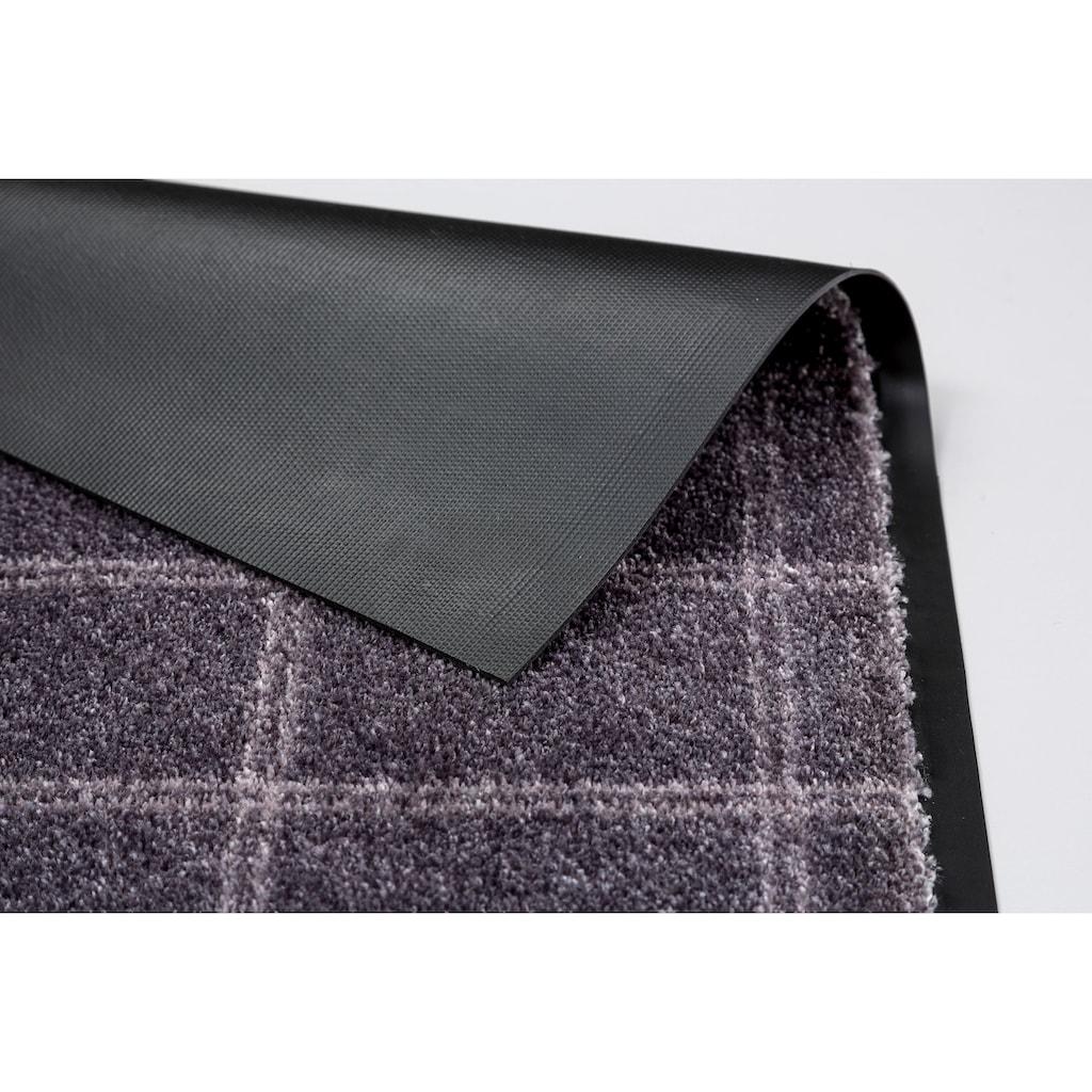 SCHÖNER WOHNEN-Kollektion Fußmatte »Miami 005«, rechteckig, 7 mm Höhe, Schmutzfangmatte