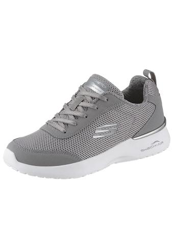 Skechers Sneaker »Skech-Air Dynamight - Fast Brake«, mit Metallic-Element an der Ferse kaufen