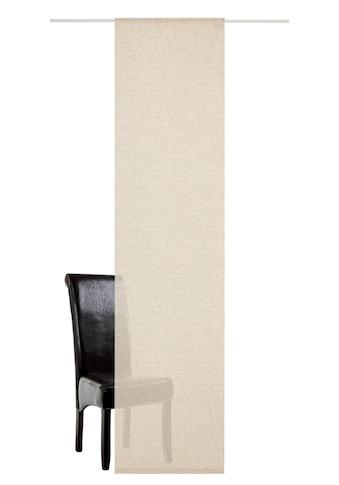 Neutex for you! Schiebegardine »Vinetta«, HxB: 245x60, Schiebevorhang mit Alupaneelwagen im Köcher kaufen