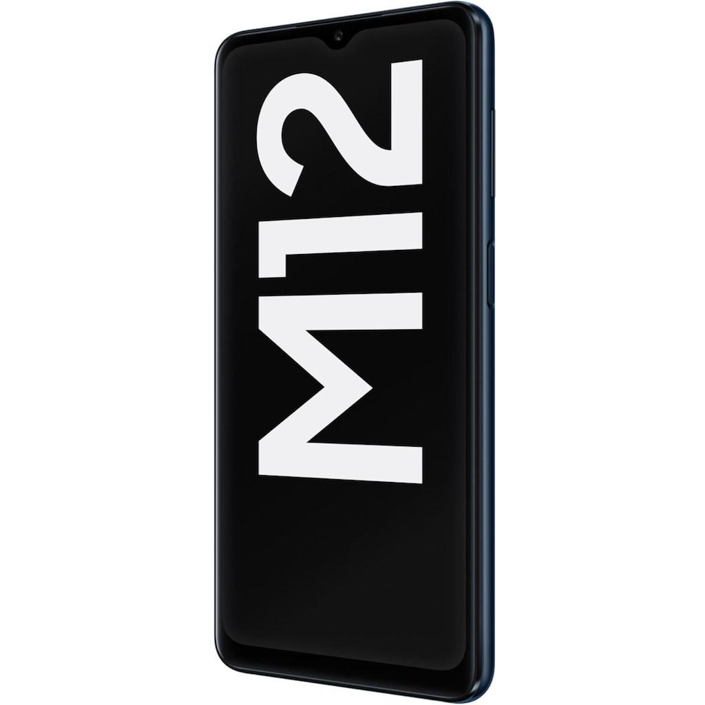 "Samsung Smartphone »Galaxy-M12 - 64GB«, (16,55 cm/6,5 "", 64 GB Speicherplatz, 48 MP Kamera)"